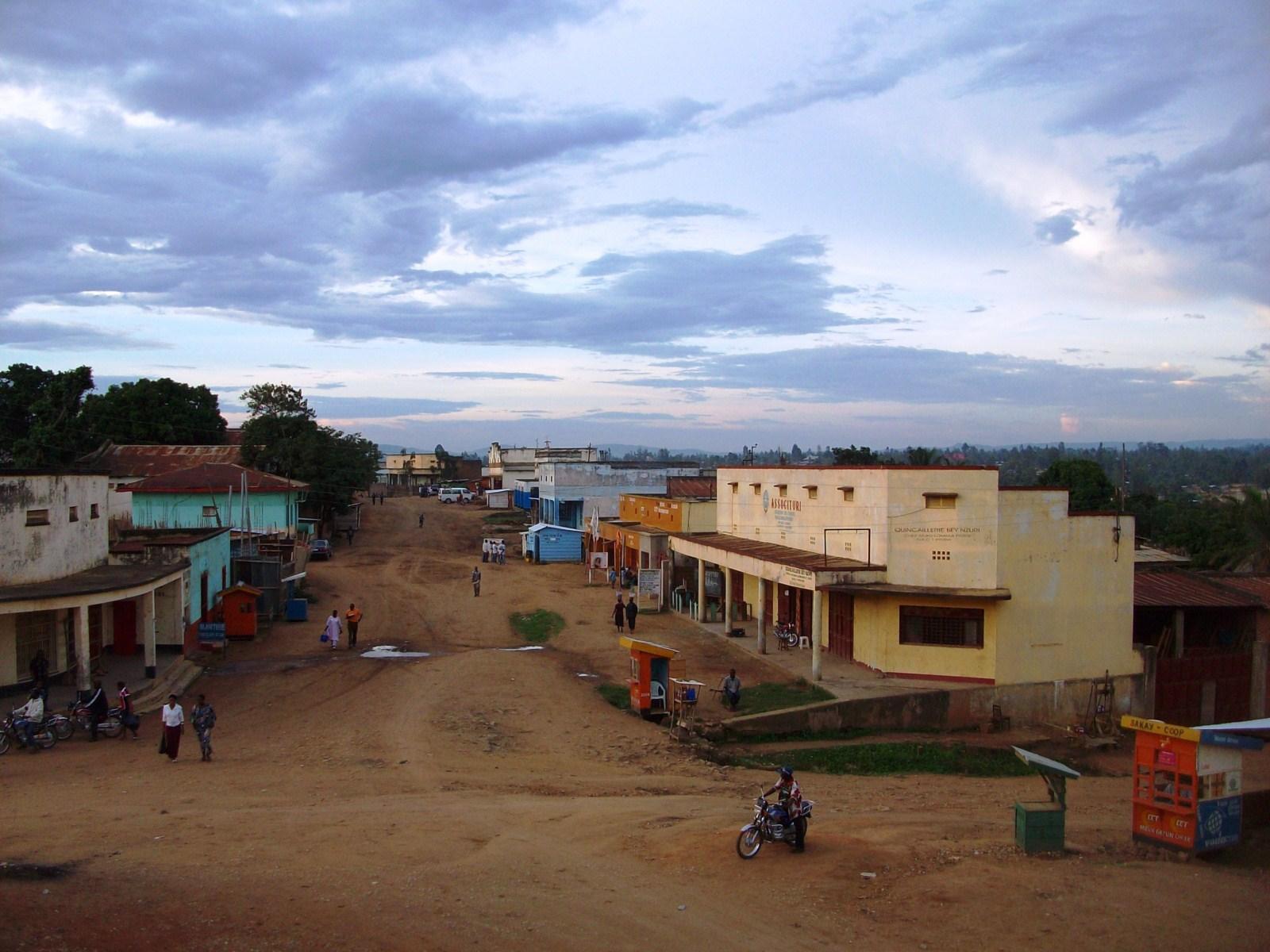 Congo – Bunia 2017