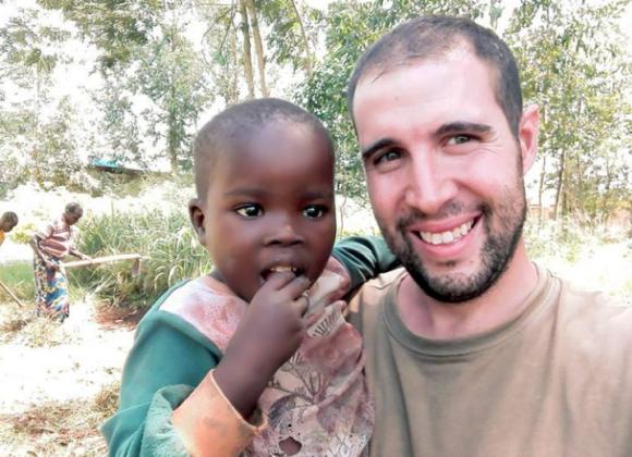 Emanuele: l'Africa mi ha cambiato lo sguardo