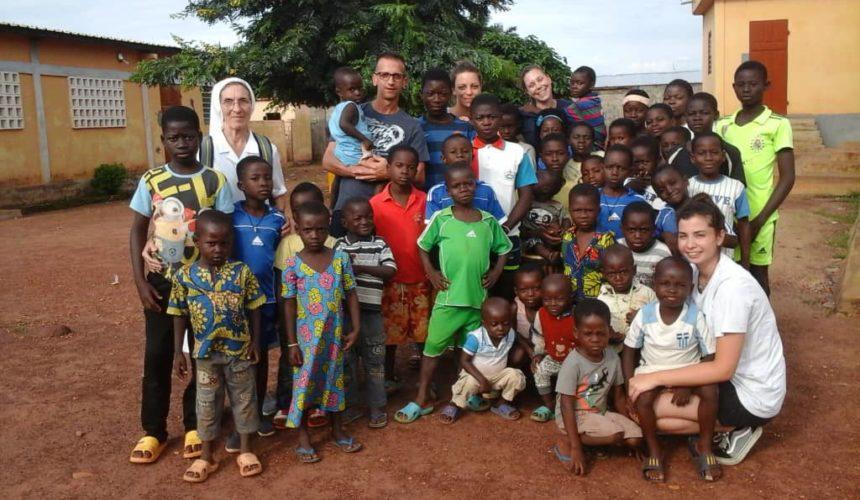 Sotouboua, un'esperienza di missione