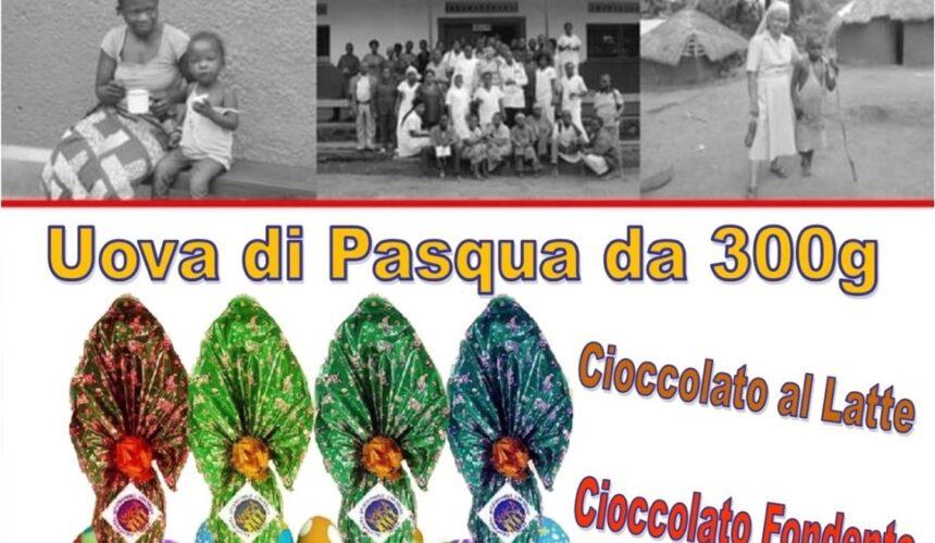 Pasqua solidale con il gruppo VONAC di Rogliano